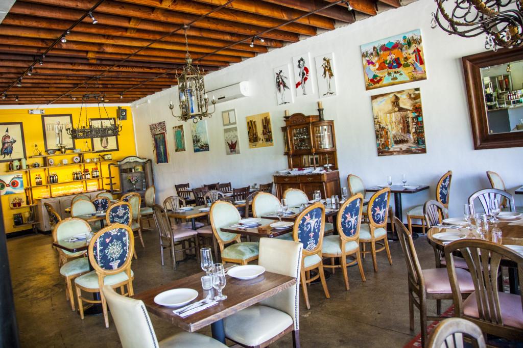Dixie Kitchen Restaurant Menu