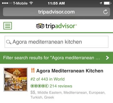 Agora-trip-advisor